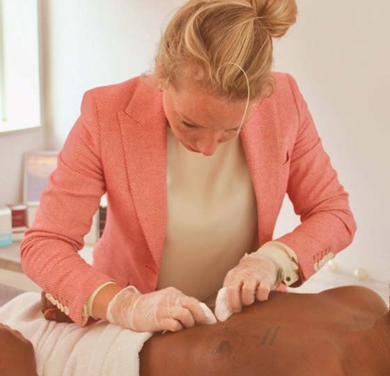 Mommy skin care clinic Behandeling